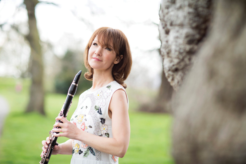 Emma Johnson Clarinet