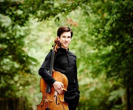 Guy Johnston Cello
